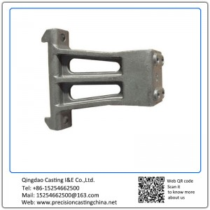 Forged Bracket Machinery Part Cast Steel ZG45 1045