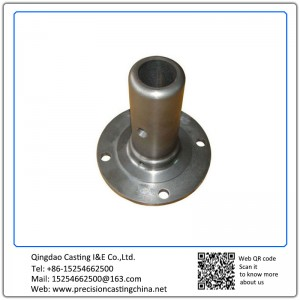 Forged Bushing Automobile and Trucking Parts Cast Iron HT 200