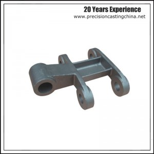 Nodular Iron Waterglass Casting Cooling Systems Components