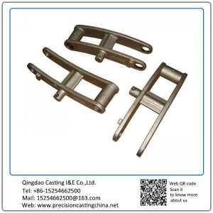Forged Connect Bracket Agricultural Machinery Parts Carbon steel 1045