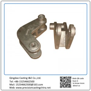 Forged Connect Bracket Construction Machineryy Part Carbon steel 1045 65 35