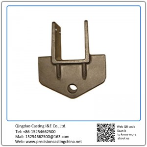 Forged Connect Bracket Seeder Parts Carbon Steel Q275  Q295