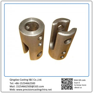 Forged Connect Head Machinery Part  Hardwares Carbon Steel 1045
