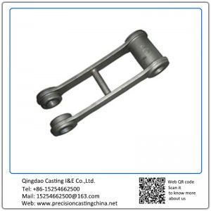 Forged Connect Rod  Excavator Navvy Accessory Carbon Steel 8620