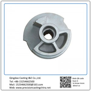 Forged Connect Rod Machinery Parts Alloy Steel 4150