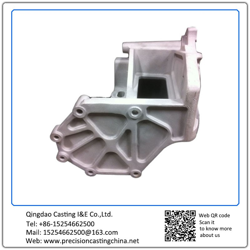 Customized Resin Sand Casting Cast Nodular Iron General Mechanical Parts