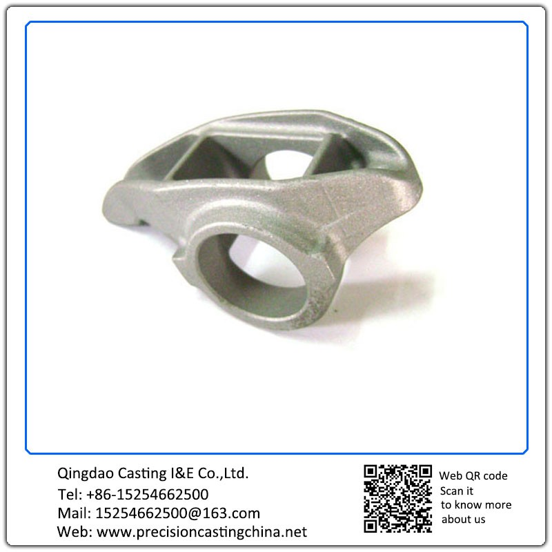 Professional Customized Motorcycle Parts Resin Sand Casting Alloy Steel Parts