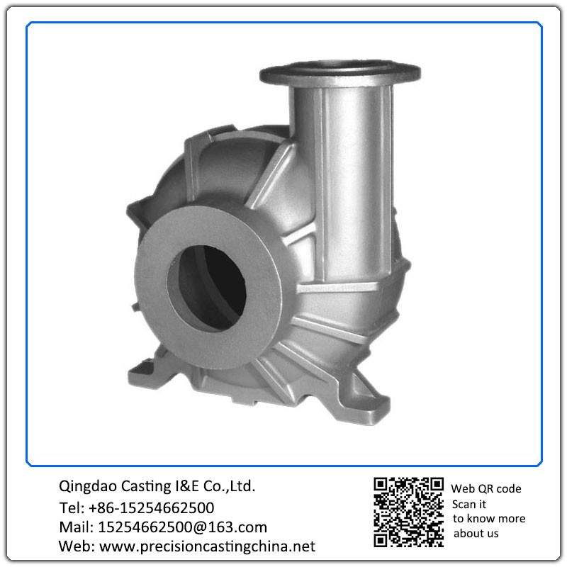 Customized Turbocharger Alloy Steel Solid Investment Casting